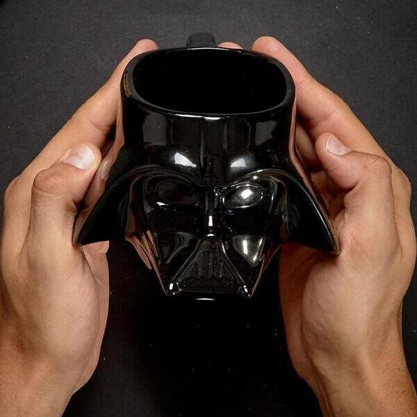 Eredeti Star Wars Darth Vader bögre ajándék ötlet férfiaknak