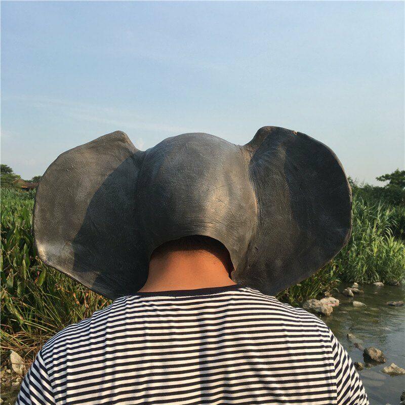 Az elefánt maszk ideális ballagási ajándék