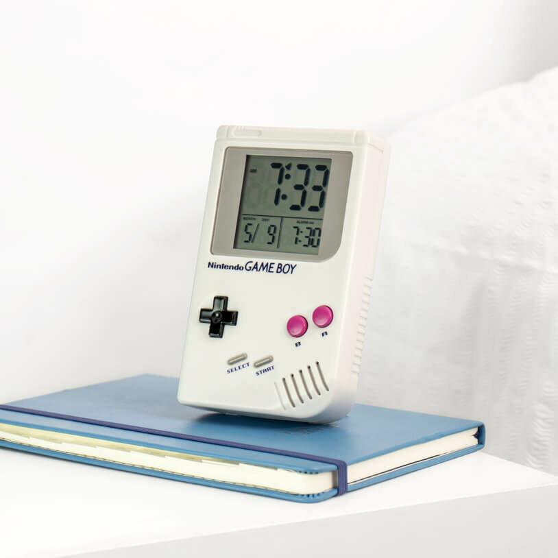 Game Boy ébresztőóra érdekes ajándék gyerekeknek