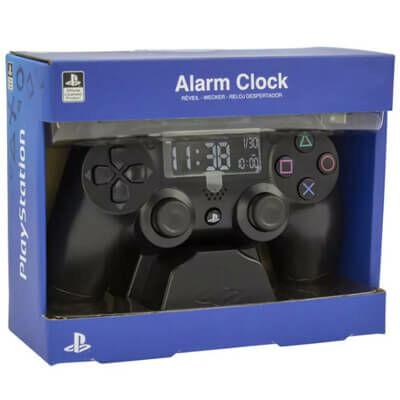 Ébresztőóra Playstation Controller karácsonyi ajándéknak