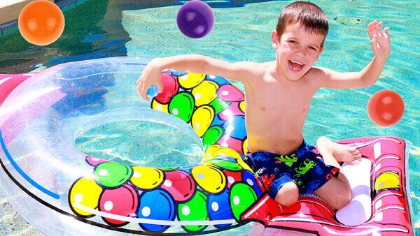 Rágó Automata úszógumi gyerekeknek